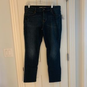NWT Old Navy Straight-Cut Jeans